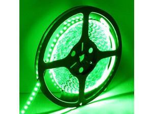 10W Green Bare Board LED 3528 SMD Rope Light, 120 LED/M, Length: 5M