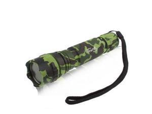 UltraFire WF-501B Camouflage Aluminum LED Flashlight Shell Kit