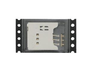 High Quality Version SIM Card Slot + Sim Card Connector for Sony Xperia Ray ST18i