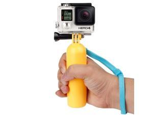 PULUZ Floating Handle Bobber Hand Grip with Strap for GoPro HERO4 /3+ /3 /2 /1