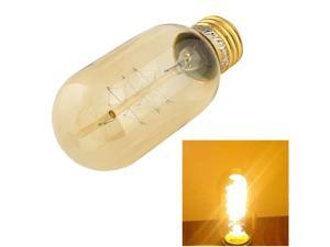 YouOKLight E27 40W 400LM 1 LED Warm White Edison Tungsten Filament Light Bulbs Lamp, AC 220-240V