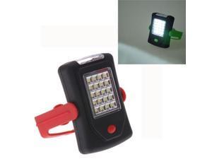 LT-20+3 20+3LED 350LM IPx4 2-Mode White Light Wrist Type Flashlight (Red)
