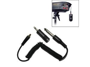 YONGNUO LS-PC635 Connector / Sync Cable for Yongnuo RF603 & Studio Flash / Strobes (Black)
