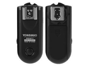 YONGNUO RF603N II FSK 2.4GHz Wireless Flash Trigger (Pack of 2pcs), with N1 Shutter Connecting Cable
