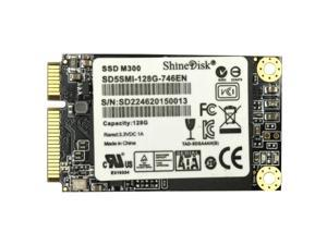 ShineDisk M300 128GB Solid State Drive / mSATA3.0 Hard Disk for Laptop, Size:50 x 30 mm