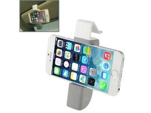 Universal Car Air Vent Phone Holder Stand Mount for iPhone 6 & 6 Plus, iPhone 5 & 5C & 5S, Samsung Galaxy S6 / S5 / S IV, Sony, Nokia, Huawei, Lenovo  (Grey + White)