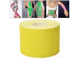 5M Waterproof Sports Safety Kinesiology Camouflage Kinesio Tape Bandage, Width: 5cm