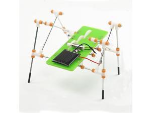 DIY Puzzle Toys Educational Toys Solar Quadruped Robot
