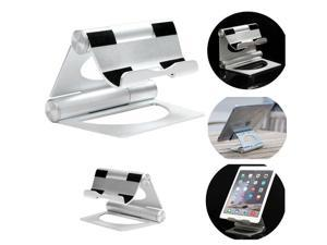 Aluminum Adjustable Multi-angle Folding Holder Stand For Tablet Cellphone