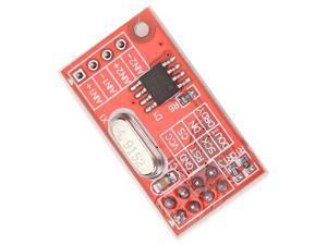AD7705 Dual 16-bit ADC Data Acquisition Module TM7705