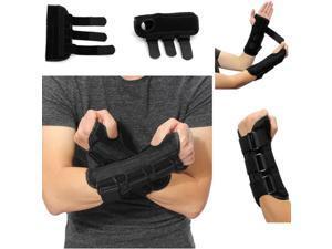 Medical Wrist Splint Support Brace Fractures Carpal Tunnel Arthritis Sprain Band Left Hand & L