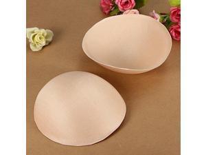 1 Pair Foam Top Push Up Bra Pads Insert Breast Enhancer Bikini Pad