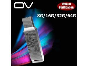 OV High Speed USB 2.0 Flash Drive 8GB 16GB 32GB 64GB Pen Drive Thumb Disk 8GB