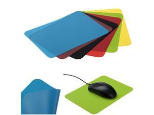 Silicone Slim Comfortable Gaming Mouse Pad Mat  22x15cm Green