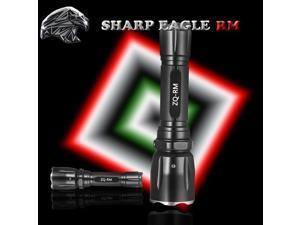 SHARP EAGLE ZQ-RM CREE XM-L2 7Mode 18650 2200LM LED Flashlight