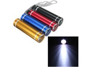 1W Aluminum CREE 1Mode Mini Portable Flashlight AAA Blue