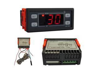 RC-112 220V/110V 10A Digital LCD Thermostat Regulator Temperature Controller With 2M NTC Sensor 220V