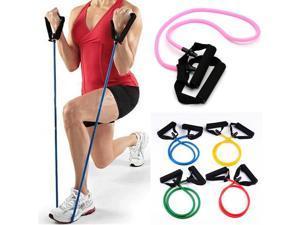 Resistance Exercise Band Elastic Stretch Gym Rope Yoga Pilates Fitness