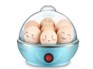 Yoice Multi-function Electric 7 Eggs Boiler Cooker Steamer Poacher Kitchen Cooking Tool