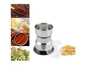 220V-240V Household Electric Bean Food Coffee Grinding Machine Grinder Miller Pulverizer