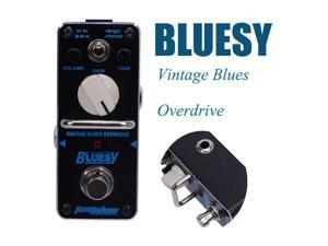 AROMA ABY-3 BLUESY Vintage Blues Overdrive Effect Pedal Guitar Effect Pedal