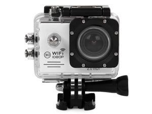 SJ7000 WiFi Car DVR Sport Camera DV Camcorder Novatek Waterproof Full HD 1080P Silver