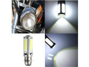 10W 6500K White COB LED Motorbike ATV Truck DRL PX15d P15D25-1 Fog Headlight