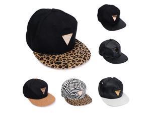 Unisex Trukfit Black Leopard Baseball Cap Snapback Hip Hop Bboy KPOP Adjustable Hat #3