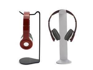 Universal Acrylic Headphone Stand Headset Holder Display Hanger For Sony AKG And Others Transparent