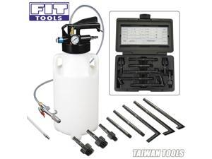 Two Way 8.5L Pneumatic ATF Oil & Fluid Extractor & Dispenser Kit