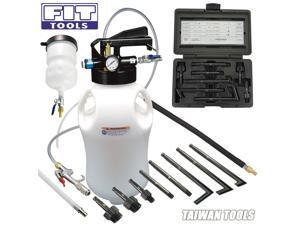 10L Pneumatic ATF Auto Transmission Fluid Oil Extractor / Dispenser Refill Pump Kit
