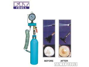 FIT TOOLS Ecnomical Vacuum System Fuel Injection / Intake Valve Cleaner and Tester Kit