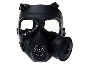 Dummy Gas Mask Paintball Tactical Airsoft Game Face Protection Safety Mask Cosplay Mask