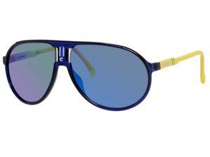 Carrera Champions/S 0CFL-Z9 Men's Aviator Sunglasses