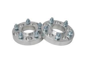 "2pc 20mm (3/4"") 5x100 Hubcentric Wheel Spacers (56.1mm bore, 12x1.25 Studs) for Scion FRS FR-S BRZ Baja Forester WRX Impreza Legacy Outback Saab 9-2x"