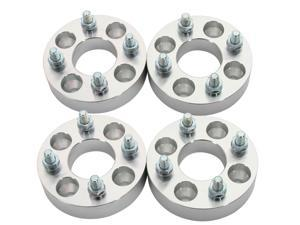 "(4) 25mm (1"") 4x100 to 4x114.3 Wheel Spacers / Adapters for Honda Civic Acura Integra Mazda Miata"