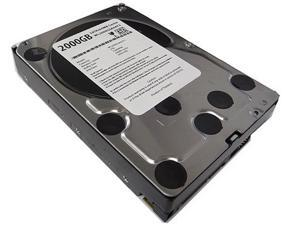 "New 2TB (2000GB) 64MB Cache 7200RPM SATA2 3.5"" Desktop Hard Drive - PC & Mac"