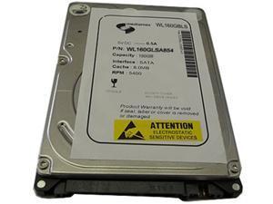 """New 160GB 5400RPM 8MB 5400RPM 2.5"""" SATA Laptop/PS3 Hard Drive"""