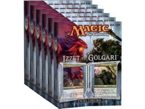 Duel Decks - Izzet vs. Golgari Display Box (6 Decks) SW (MINT/New)
