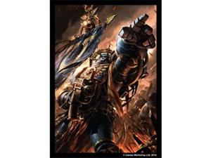 Card Sleeves - Standard Size, Space Marines (10 Packs of 50) SW (MINT/New)