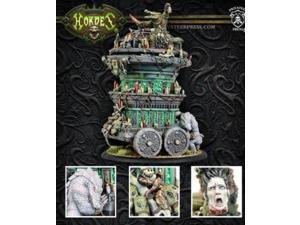 Sacral Vault Gatorman Battle Engion MINT/New