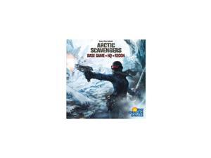 Arctic Scavengers - Base Game w/HQ & Recon SW (MINT/New)