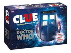 Clue - Doctor Who Edition