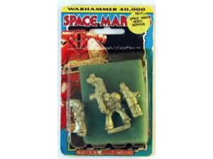 Space Marine w/Heavy Weapons MINT/New