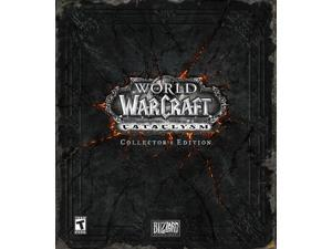 World of Warcraft - Cataclysm (Collector's Edition) SW (MINT/New)