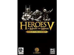 Heroes of Might & Magic V (Collector's Edition) SW (MINT/New)