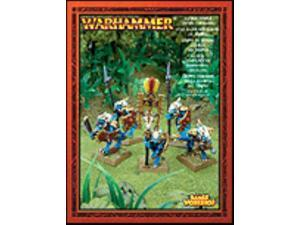 Saurus Temple Guard Command SW (MINT/New)