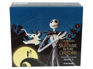 Nightmare Before Christmas Series 1 Trading Figure Set MINT/New