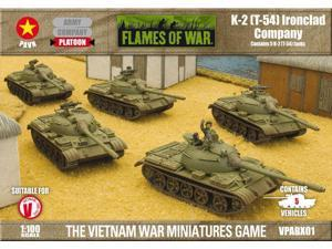 K-2 (T-54) Ironclad Company SW (MINT/New)