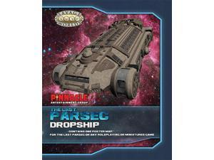 Dropship/Freighter Map SW (MINT/New)